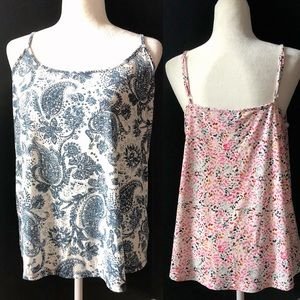 2 for $15 Express Camis